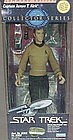 Orginial Star Trek CPT James T. Kirk 9 inch Command Edition