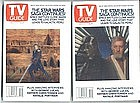 3 Star Wars TV Guides with 3-D
