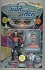 Star Trek NG LaForge in RED Uniform