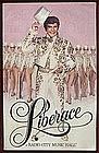 1985 LIBERACE at Radio CityMusic Hall Program