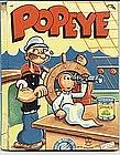 1955 POPEYE Wonder Book