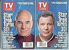 Star Trek Turns 30 TV Guides