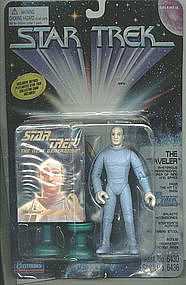 "Star Trek TNG 5 inch figure of ""The Traveler"""