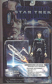 Star Trek First Contact Deanna Troi Figure