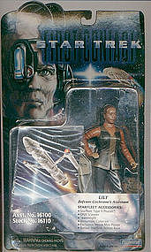 Star Trek First Contact Figure of LILY