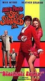 VHS, 1999, THE SPY WHO SHAGGED ME