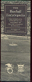 1969 1st Printing The Baseball Encyclopedia