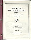 Packard Service Manual Part I, 1928