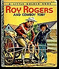 "LGB Roy Rogers and Cowboy Toby ""A"" Edition 1954"