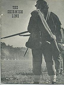 2 Copies of THE SKIRMISH LINE May/Jul 1973 Magazine