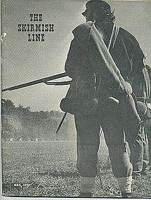2 Copies of THE SKIRMISH LINE May/Jul 1973 Magazine