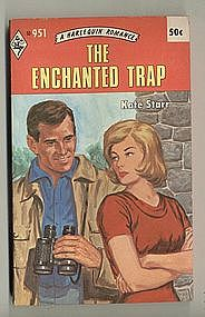 THE ENCHANTED TRAP by Kate Starr