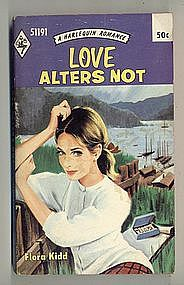 LOVE ALTERS NOT by Flora Kidd #51191