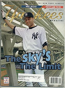 Yankee Magazine Vol 20, Issue 6. The Sky's The Limit