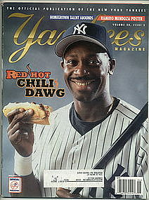 Yankee Magazine Vol 20, Issue 3. Red Hot Chili Dawg.