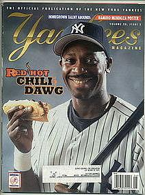 Yankee Magazine Vol 20, Issue 3. Red Hot Chili Dawg.