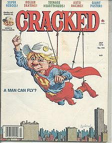 Cracked Magazine Jul 1979