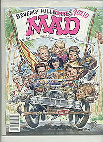 Mad Magazine March 1992