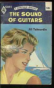 THE SOUND OF GUITARS by Jill Tahourdin
