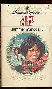 SUMMER MAHOGANY by Janet Daily
