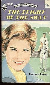 THE FLIGHT OF THE SWAN by Eleanor Farnes #51280