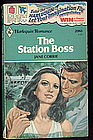 THE STATION BOSS by Jane Corrie  #2365