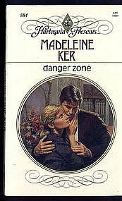 DANGER ZONE by Madeleine Ker #884