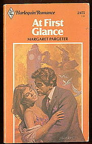 AT FIRST GLANCE by Margaret Pargeter #2475