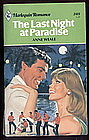 THE LAST NIGHT AT PARADISE by Anne Weale #2411