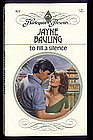 8 Harlequin Presents Novels from Sept 1986  #911 - #918