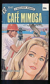 CAFE` MIMOSA by Roumelia Lane #5-1547