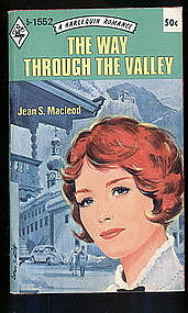 THE WAY THROUGH THE VALLEY by Jean S. MacLeod #5-1552