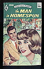 THE MAN IN HOMESPUN by Margaret Malcolm #51140