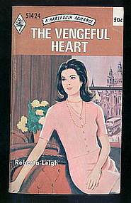 THE VENGEFUL HEART by Roberta Leigh #51424