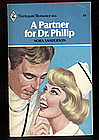 A PARTNER FOR DR. PHILIP by Nora Sanderson  #865