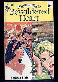 BEWILDERED HEART by Kathryn Blair  #861