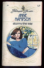 STORMY THE WAY by Anne Hampson  #34