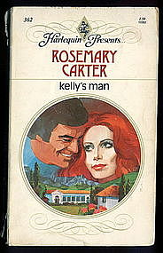 KELLY'S MAN by Rosemary Carter  #362