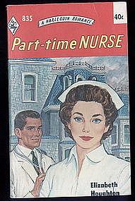 PART-TIME NURSE by Elizabeth Houghton  #835