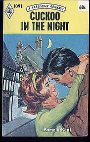 CUCKOO IN THE NIGHT by Pamela Kent #1091