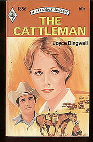 THE CATTLEMAN by Joyce Dingwell  #1856