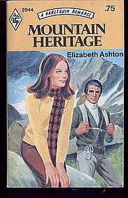 MOUNTAIN HERITAGE by Elizabeth Ashton #2044