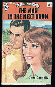 ERROR edition THE MAN IN THE NEXT ROOM by Jane Donnelly