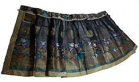 A Chinese Formal CHAOFU Skirt