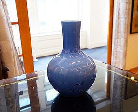 Chinese Celestial Globe Vase - 19th Century