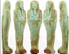 Shabti of the Priest Sematauitefnakht - ca. 13,8 cm a. 5,43 inches