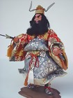 Japanese Shoki Doll, Demon Queller #3