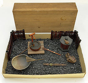 Japanese Miniature Garden Set