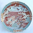 Beautiful Imari Charger
