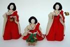 Japanese Three Jokan, Ladies in Waiting Doll
